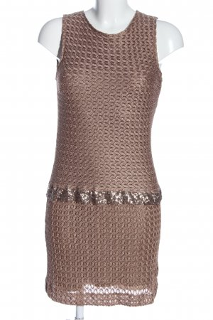 Ana Alcazar Minikleid braun Casual-Look
