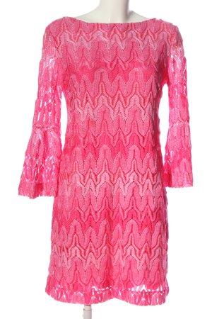 Ana Alcazar Mini Dress pink party style