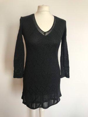 Ana Alcazar Robe courte noir