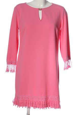 Ana Alcazar Mini Abito rosa elegante