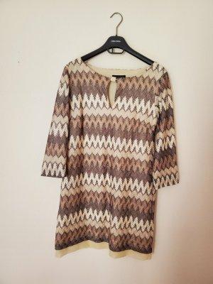 Ana Alcazar Robe tunique multicolore polyester