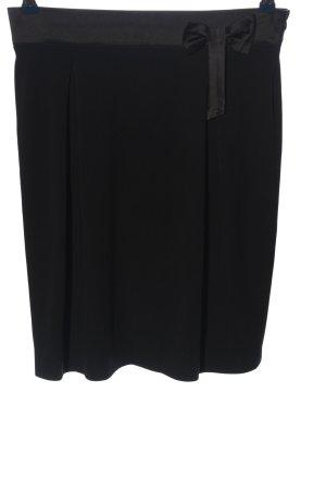 Ana Alcazar Spódnica mini czarny W stylu casual
