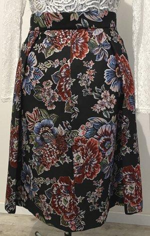 Ana Alcazar Midi-rok veelkleurig Polyester