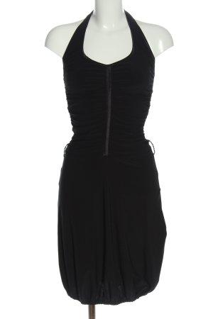 Ana Alcazar schulterfreies Kleid schwarz Casual-Look