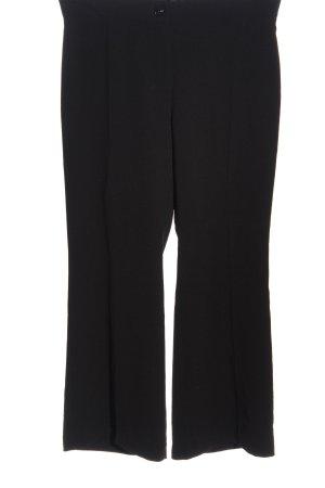 Ana Alcazar Pantalon en jersey noir style d'affaires