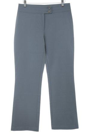Ana Alcazar Pantalon en jersey gris ardoise style décontracté