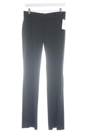 Ana Alcazar Jersey Pants black business style