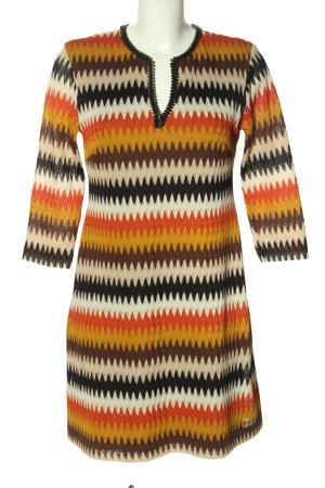 Ana Alcazar Robe en maille tricotées imprimé allover style décontracté