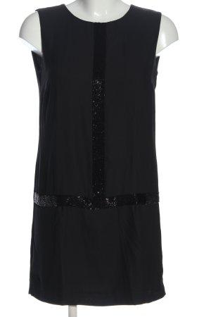 Ana Alcazar Sukienka mini czarny W stylu biznesowym