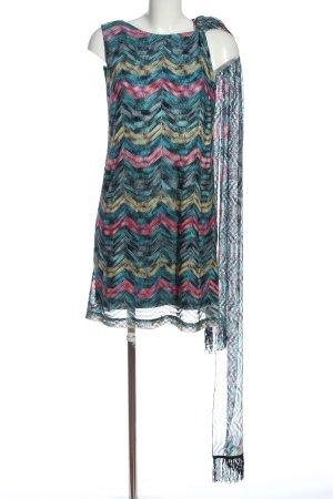 Ana Alcazar Sukienka na ramiączkach Wzór w paski W stylu casual
