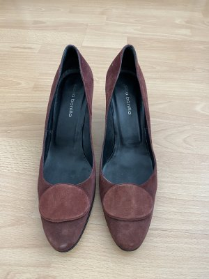 Ana Bonilla Loafers bordeaux
