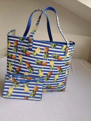 Ananas Sommer Wende Shopper