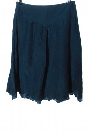 Anastacia by s.Oliver Flared Skirt blue casual look