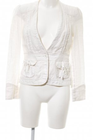 Anastacia by s.Oliver Short Blazer cream casual look