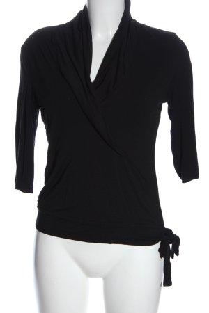 Anastacia by s.Oliver Longsleeve black casual look