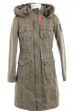 Anastacia by s.Oliver Between-Seasons Jacket khaki casual look
