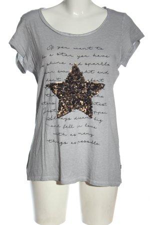 Anastacia T-shirt imprimé imprimé avec thème style décontracté