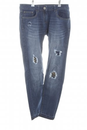 Anastacia Skinny jeans blauw casual uitstraling