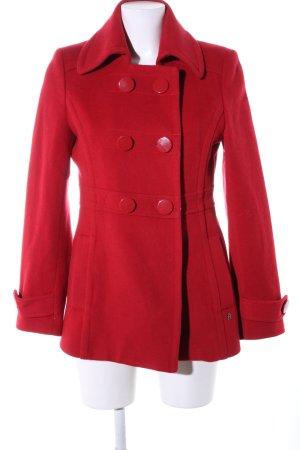 Anastacia Wool Jacket red casual look