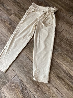 Ancora Stretch broek licht beige