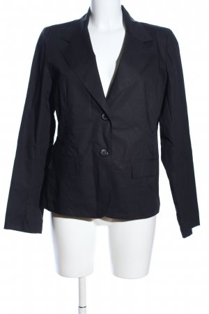 Ancora Short Blazer black business style