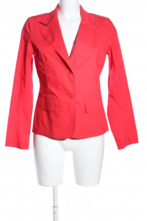 Ancora Blazer court rouge style d'affaires