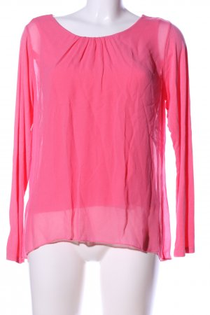 Ancora Long Sleeve Blouse pink elegant