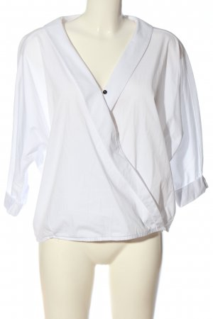 Ancora Long Sleeve Blouse white casual look