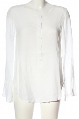 Ancora Long Sleeve Blouse white business style