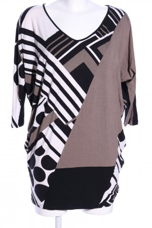Ancora Mini Dress graphic pattern casual look