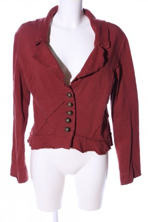 Ancora Shirt Jacket red casual look
