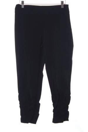 Ancora Stretch Trousers black casual look