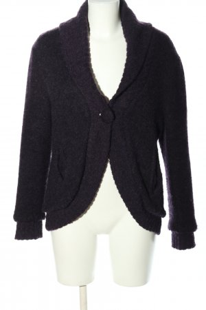Ancora Cardigan lilac casual look