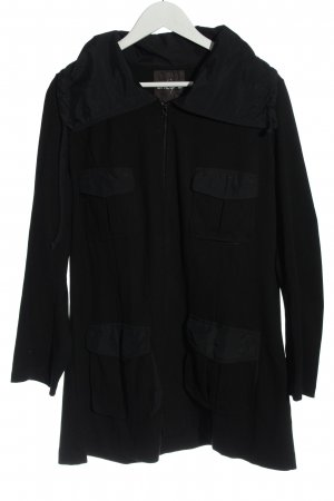 Ancora Übergangsjacke schwarz Casual-Look