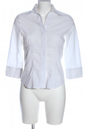 and Long Sleeve Shirt white business style