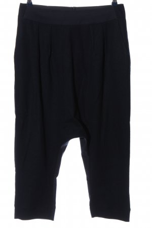 And Less Stoffen broek blauw casual uitstraling