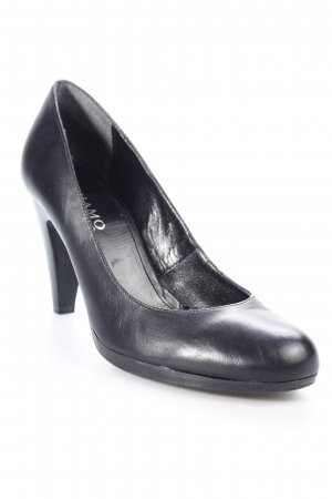 Andiamo Pumps schwarz Business-Look