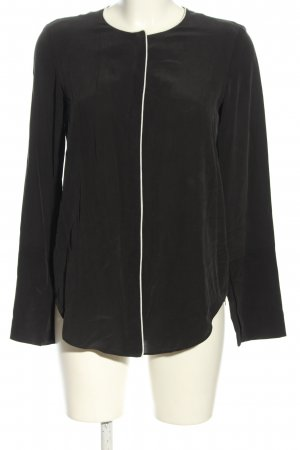 AndOtherStories Shirt Blouse black-white casual look