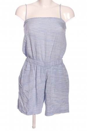 AndOtherStories Jumpsuit blau meliert Casual-Look