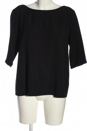 AndOtherStories Long Sleeve Blouse black casual look