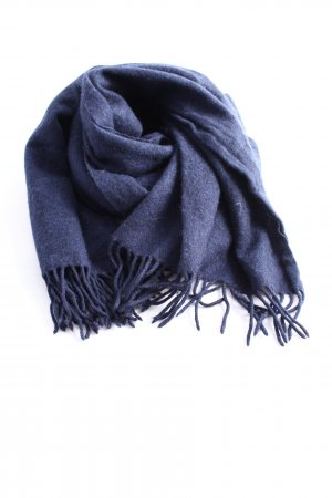 AndOtherStories Woolen Scarf blue casual look
