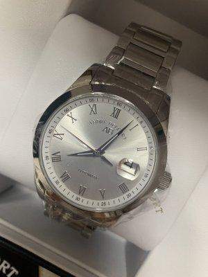 André Belfort Zegarek automatyczny srebrny