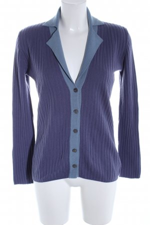 Andre Maurice Cardigan lila-hellgrau Casual-Look