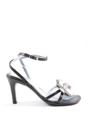 Andrea Conti High Heel Sandal black casual look