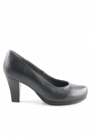 Andrea Conti Tacones altos negro elegante