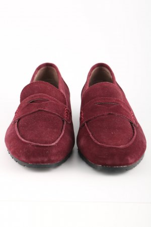 Andrea Conti Moccasins red casual look