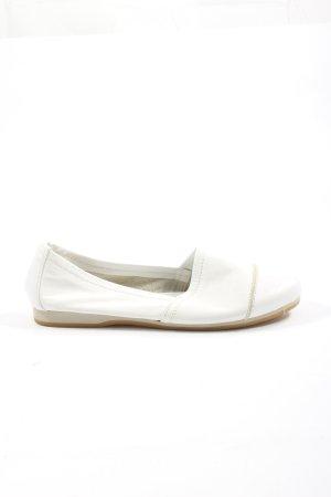 Andrea Conti Scarpa slip-on bianco stile casual