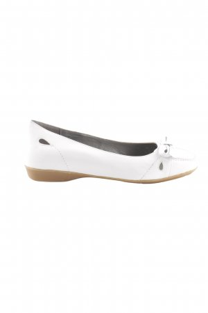 Andrea Conti Slip-on Shoes white business style