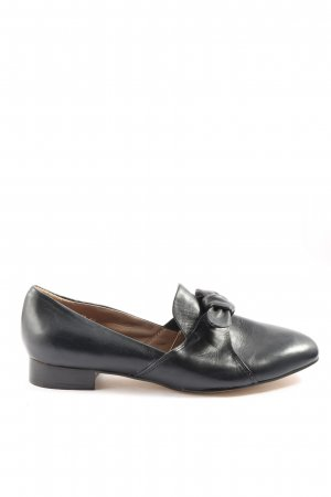 Andrea Manueli Slip-on Shoes black casual look