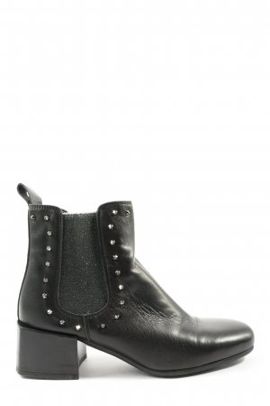 Andrea Puccini Booties black casual look